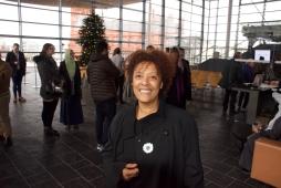 Dr Yvonne Howard-Bunt