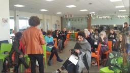 Group photo, Bridgend Minority Ethnic Forum