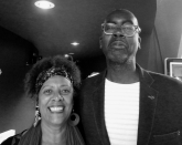 Patrick Vernon and Yvonne Howard-Bunt
